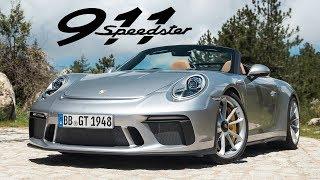 Porsche 911 Speedster: Road Review | Carfection 4K