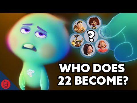 Who Does 22 Become? | Pixar Theory