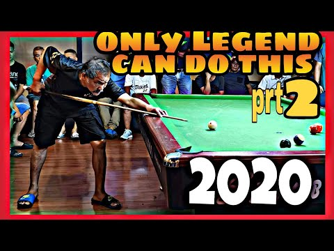 THE MAGICIAN EFREN BATA REYES BEST SHOT 2020 Part2