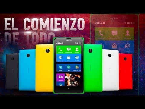 Nokia X, review e historia | EL PRIMER ANDROID DE NOKIA