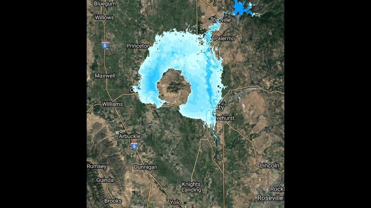 What If The Oroville Dam Had Collapsed Completely? | The RMS Blog