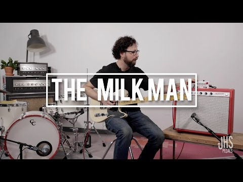 JHS Pedals, The Milkman Slap/Echo With Tim Marcus