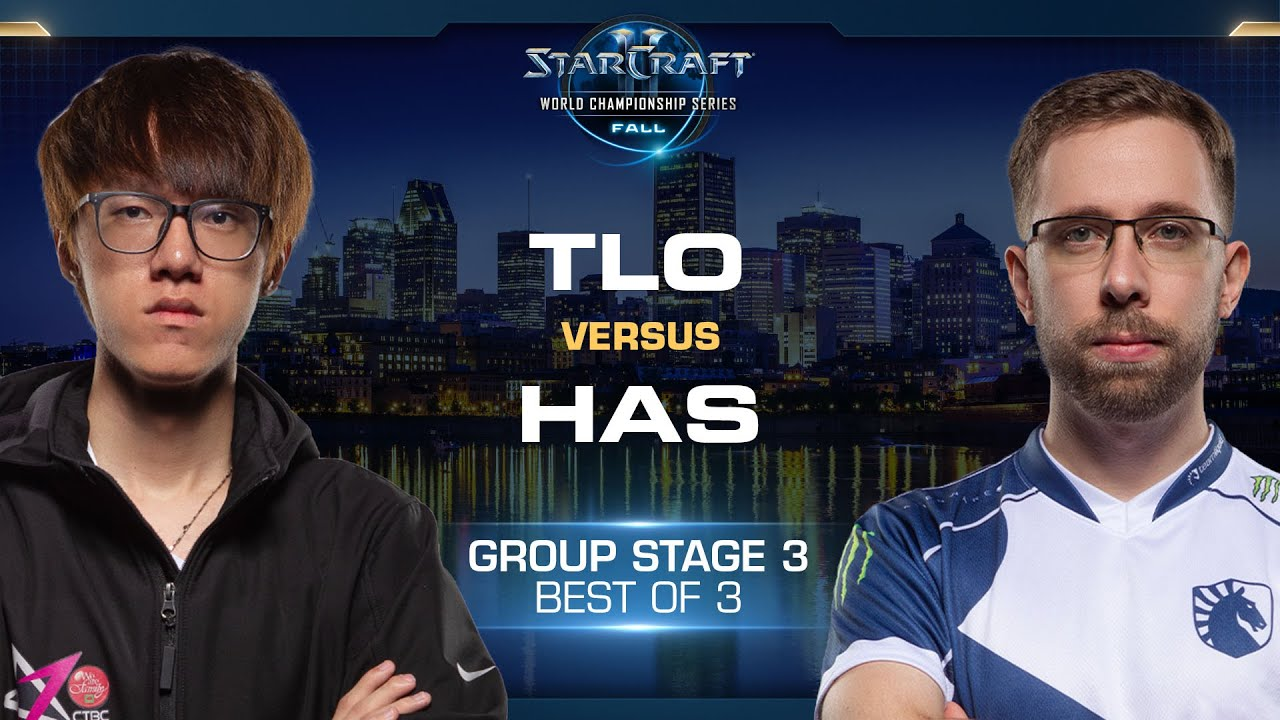 TLO vs Has - 2019 WCS Fall Group Stage 2 - Sep 09, 2019