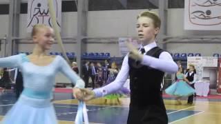 Tango dance Танго танец Юниоры 1, Открытый класс - бальные танцы стандарт Пермь Дуэт