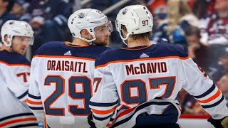 "NHL ""Dynamic Duo"" Moments"
