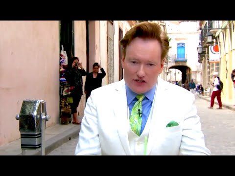 Conan Learns SALSA DANCING in Cuba | What's Trending Now