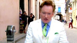 Conan Learns SALSA DANCING in Cuba   What's Trending Now