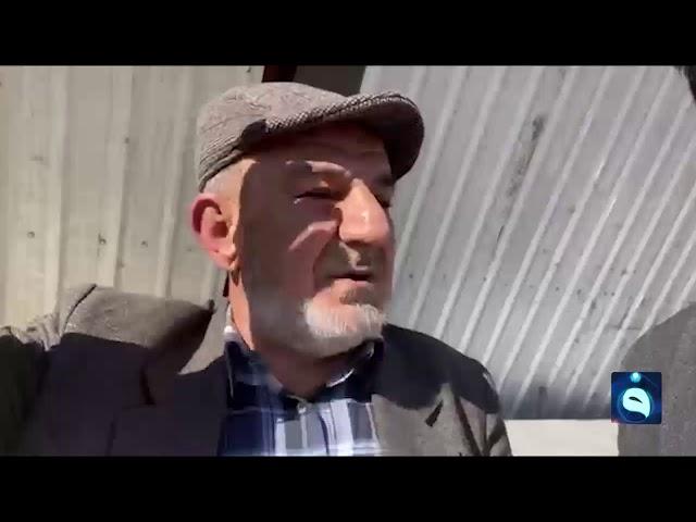 مراسلنا علي عبد الكريم من موقع انفجارات