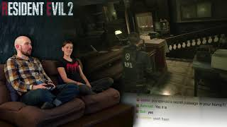 Resident Evil 2 AWESOME!   Part 3