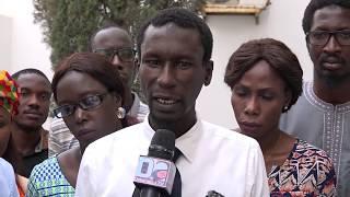 Affaire Mame Mbaye Niang:  « Il doit être entendu sur ce dossier » Abdourahmane Sow, CosM23