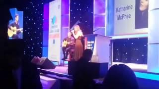 "Katharine McPhee - ""Brighter than the Sun"" (Live)"