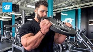Grimey Triple Threat Arm Workout   IFBB Pro Regan Grimes