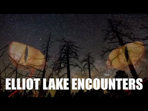 'Elliot Lake Encounters'   Paranormal Stories
