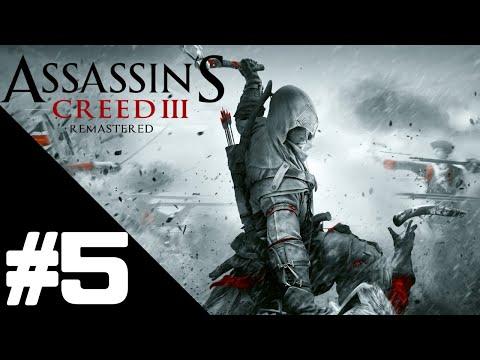 Assassin S Creed 3 Remastered Walkthrough Gameplay Part 5 Ps4