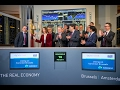 Euronext Brussels welcomes Aperam on its markets