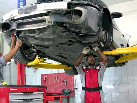 Autotrak Auto Service Centre Dubai