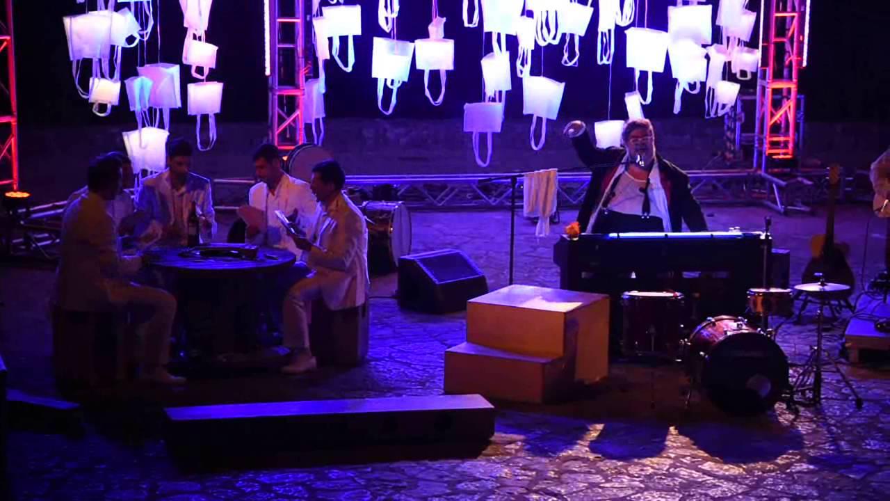 Σταμάτης Κραουνάκης | «Όλοι ένα» φίλα με | Φεστιβάλ Τρίπολης 2016