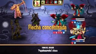 Cómo sacar al monstruo RAANE y COOPIGG en Monster Legends