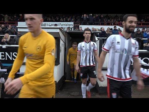 HIGHLIGHTS | Bath City v Torquay United 19/1/19