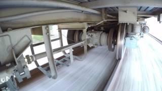 [GoPro] Тележка пассажирского вагона 68-4095 / Passenger car bogie 68-4095