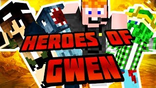Minecraft - Heroes of GWEN [LOL!]