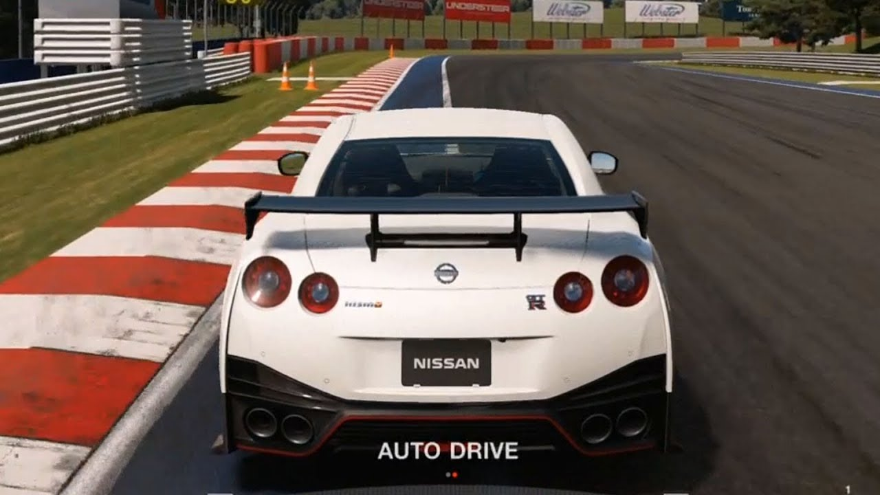 gran turismo sport nissan gt r nismo 2017 test drive gameplay ps4 hd 1080p60fps youtube. Black Bedroom Furniture Sets. Home Design Ideas