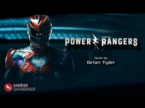 Power Rangers- Visual Soundtrack - Brian Tyler