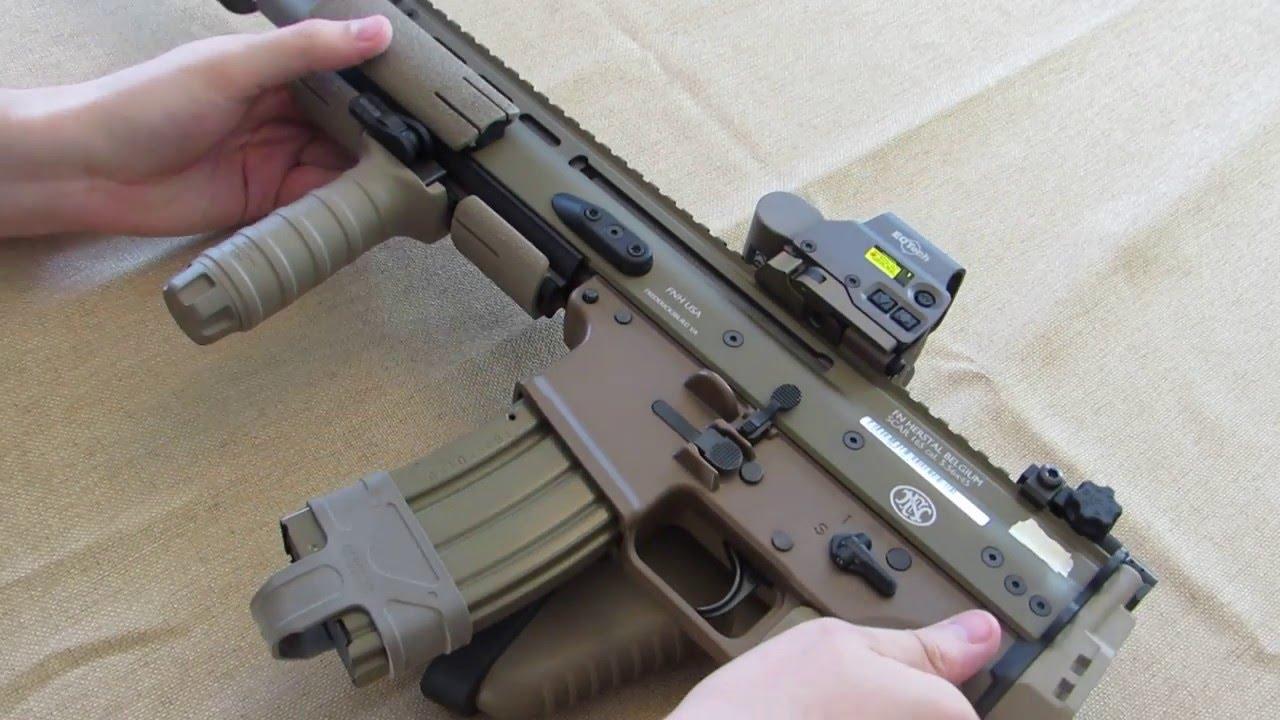 FN 57  P90  PS 90  SCAR 17  FN AR 15  FNX 45