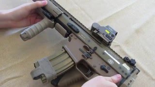 Fn Scar Sbr Overview