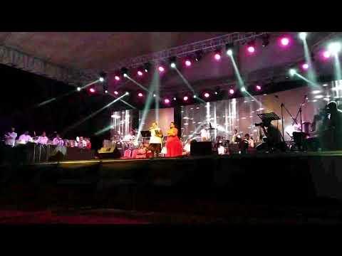 Anjali Anjali - Duet - ARR Music -  SPB Gangai Amaran live in concert Jaffna