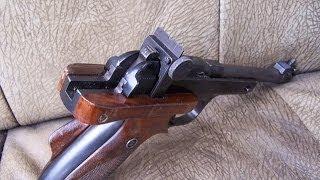 переделать револьвер под патрон флобера под мелкашку