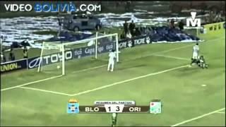 Blooming 1 - 3 Oriente Petrolero   Fecha 18 Torneo Apertura 2013