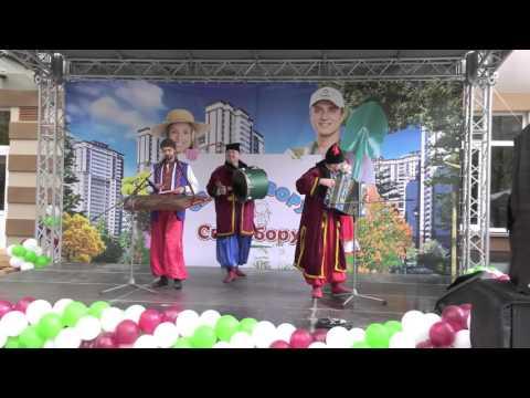 Праздничное открытие нового ЖК «Святобор». Часть 2