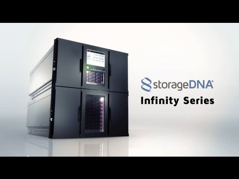 DNA Evolution: Infinity Series Hardware