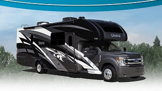 Автодом 4x4, дизельный, американский - шедевр конструкторской и дизайнерской мысли. Thor Omni SV34