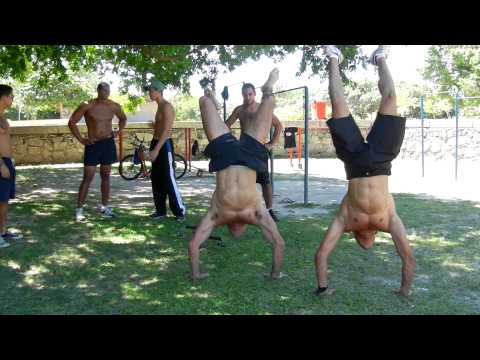 BAR BROTHERS RIO - High Intensity Workout