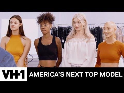 The Final Four's Pantene Campaign 'Sneak Peek' | America's Next Top Model