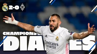 <b>Real Madrid</b> 2-0 Borussia Mönchengladbach | Champions League ...