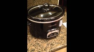 Crock Pot slow cooker 4 quart