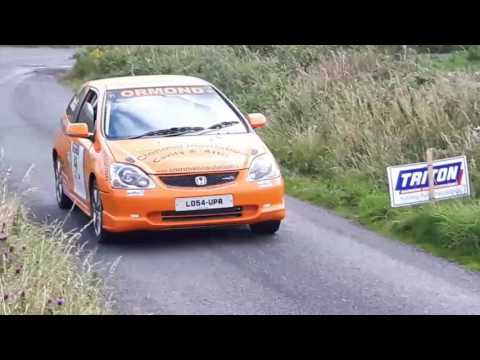 Stonethrowers Rally 2016 Full Stage One Frank Kelly Niall Maguire Moffet