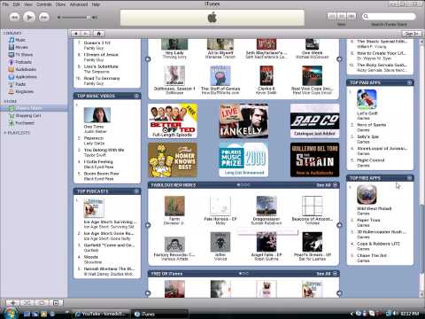 Apple iTunes Instructions & Help : How to Buy Songs From the iTunes Store from YouTube · Duration:  1 minutes 59 seconds