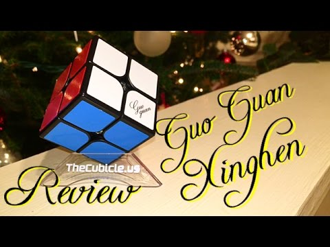 Is The Guo Guan Xinghen 2x2 Any Good? | The Cubicle.us