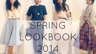 Spring Lookbook 2014 Thumbnail