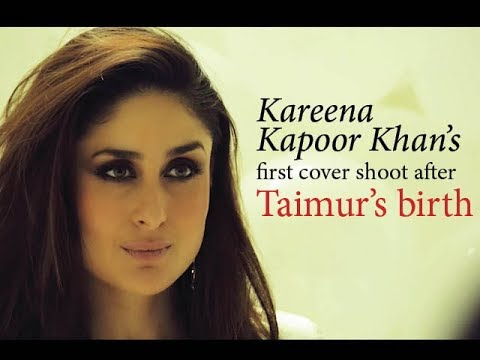 Making Of Kareena Kapoor Khan's Stunning Filmfare Shoot