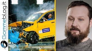 CRASH TEST Volvo XC90 - REAL LIFE Survival Story DOCUMENTARY