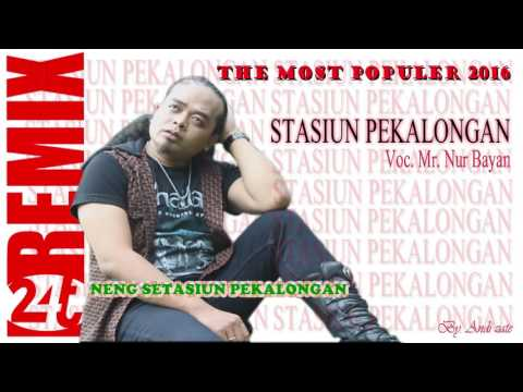 Nur Bayan - Stasiun Pekalongan ( Video Lyric )
