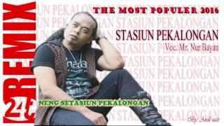 Video Nur Bayan - Stasiun Pekalongan ( Video Lyric ) download MP3, 3GP, MP4, WEBM, AVI, FLV Juli 2018