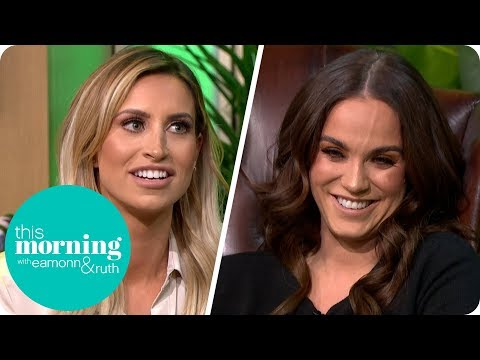 Ferne & Vicky With Exclusive Gossip From the I'm A Celeb Camp | This Morning