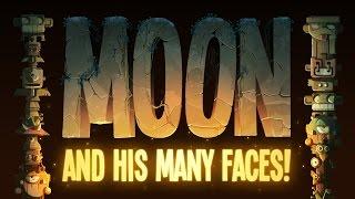 DOFUS/WAKFU/Krosmaster/Ankama Trailer - The Many Faces of Moon!