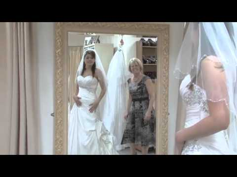 Bridal Gowns at Jodi - YouTube